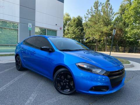 2015 Dodge Dart for sale at Super Bee Auto in Chantilly VA
