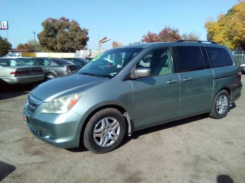 2006 Honda Odyssey for sale at Larry's Auto Sales Inc. in Fresno CA