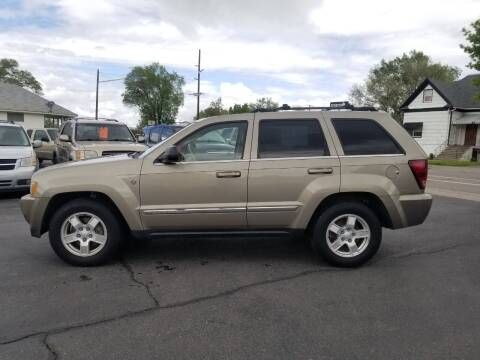 2006 Jeep Grand Cherokee for sale at BRAMBILA MOTORS in Pocatello ID