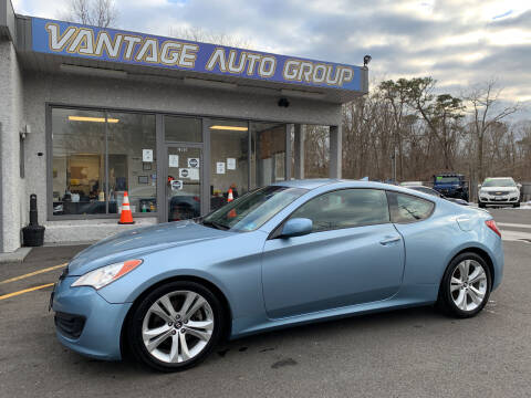 2011 Hyundai Genesis Coupe for sale at Vantage Auto Group in Brick NJ