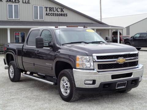2011 Chevrolet Silverado 2500HD for sale at Burkholder Truck Sales LLC (Versailles) in Versailles MO