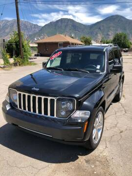 2011 Jeep Liberty for sale at Select AWD in Provo UT