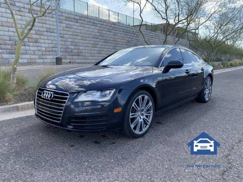 2012 Audi A7 for sale at AUTO HOUSE TEMPE in Tempe AZ