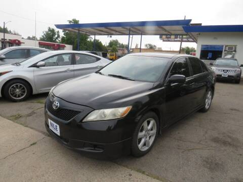 2008 Toyota Camry for sale at Nile Auto Sales in Denver CO