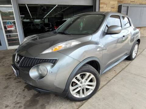 2011 Nissan JUKE for sale at Car Planet Inc. in Milwaukee WI