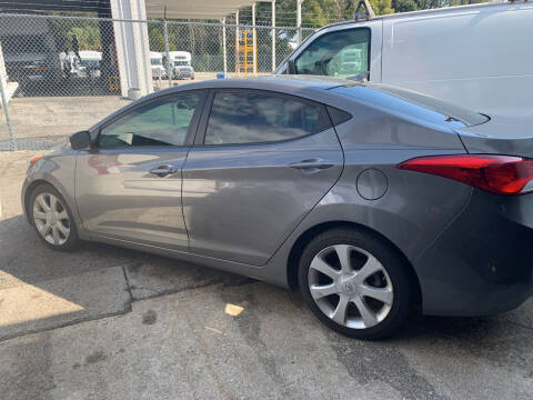 2013 Hyundai Elantra for sale at Auto Brokers of Jacksonville in Jacksonville FL