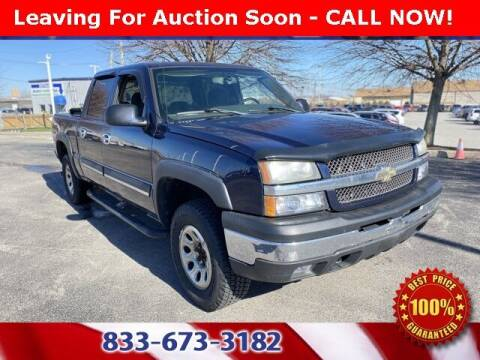 2005 Chevrolet Silverado 1500 for sale at Glenbrook Dodge Chrysler Jeep Ram and Fiat in Fort Wayne IN