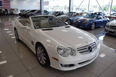 2007 Mercedes-Benz SL-Class for sale at Legend Auto in Sacramento CA