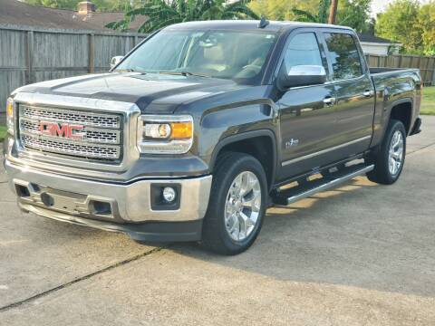 2015 GMC Sierra 1500 for sale at MOTORSPORTS IMPORTS in Houston TX