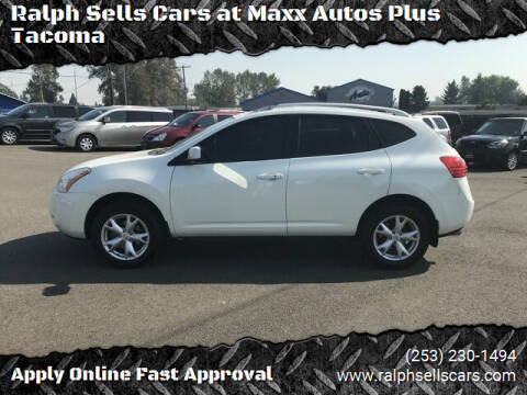 2008 Nissan Rogue for sale at Ralph Sells Cars at Maxx Autos Plus Tacoma in Tacoma WA