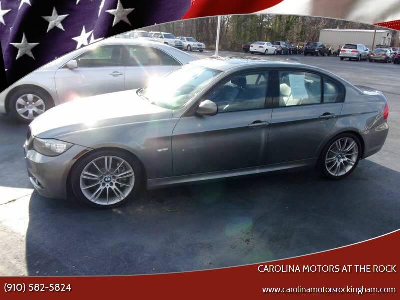 2011 BMW 3 Series for sale at Carolina Motors at the Rock - Carolina Motors-Thomasville in Thomasville NC