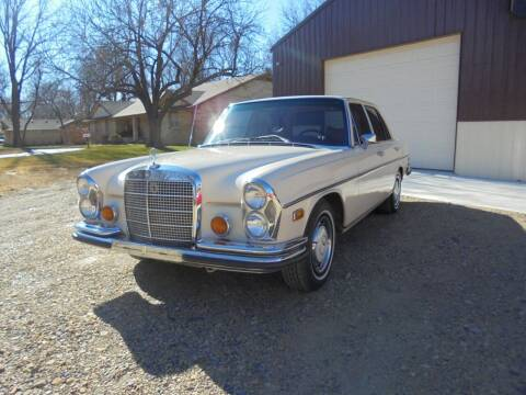 1972 Mercedes-Benz 280-Class for sale at D & P Sales LLC in Wichita KS