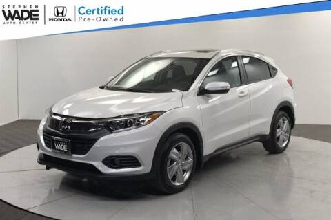 2019 Honda HR-V for sale at Stephen Wade Pre-Owned Supercenter in Saint George UT