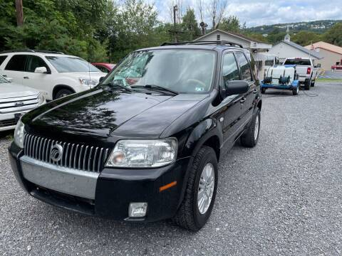 2005 Mercury Mariner for sale at JM Auto Sales in Shenandoah PA
