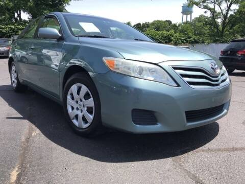 2010 Toyota Camry for sale at Certified Auto Exchange in Keyport NJ