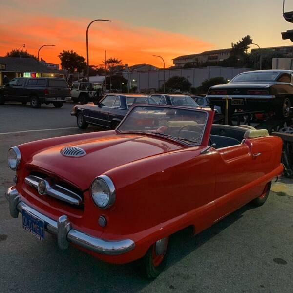 1954 Nash  Metropolitan ? for sale at Dodi Auto Sales in Monterey CA