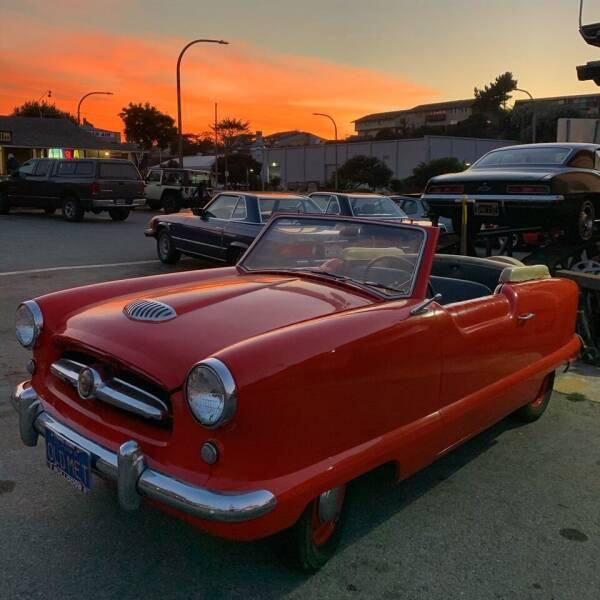 1954 Nash  Metropolitan for sale at Dodi Auto Sales in Monterey CA