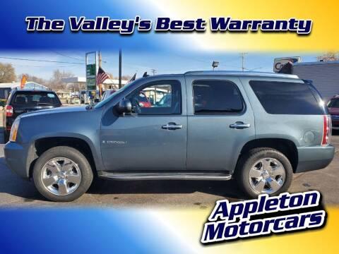 2008 GMC Yukon for sale at Appleton Motorcars Sales & Service in Appleton WI