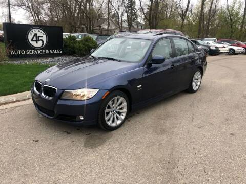 2011 BMW 3 Series for sale at Station 45 Auto Sales Inc in Allendale MI