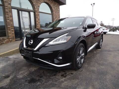 2019 Nissan Murano for sale at VON GLAHN AUTO SALES in Platteville WI