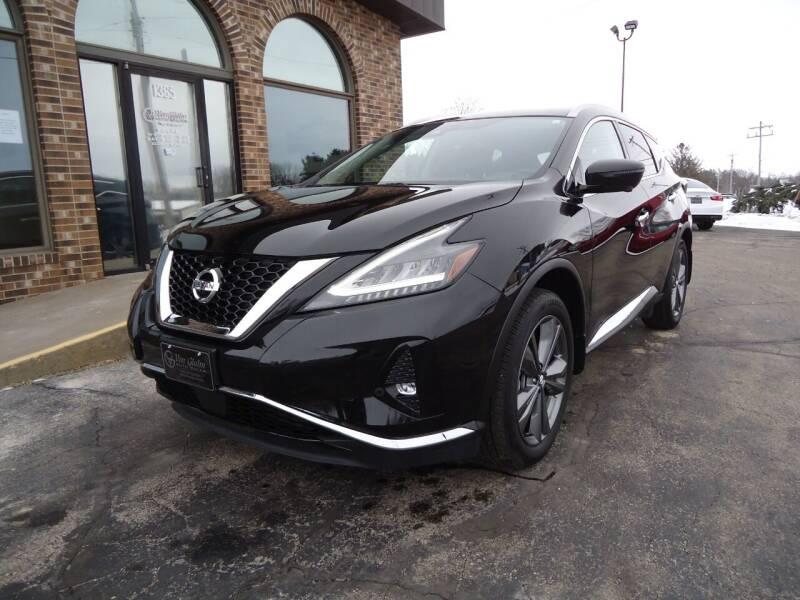 2019 Nissan Murano for sale at VON GLAHN AUTO SALES in Platteville WI