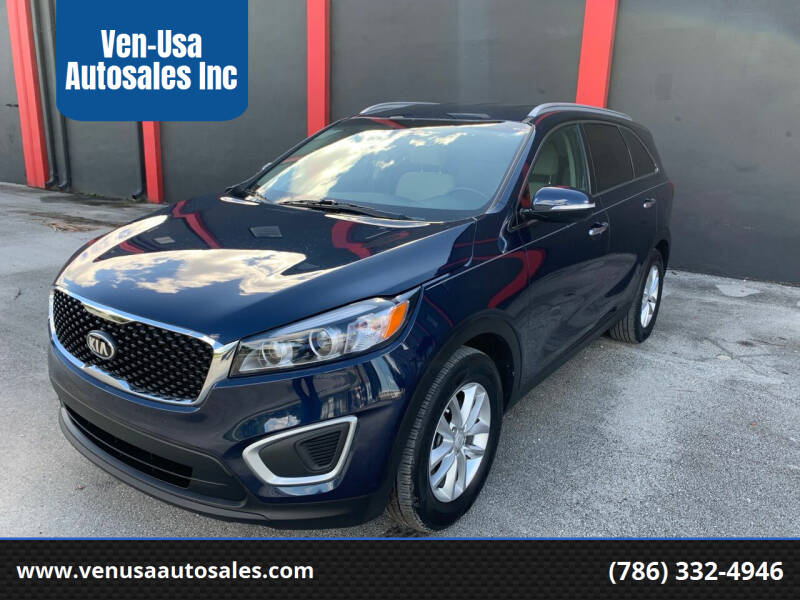 2018 Kia Sorento for sale at Ven-Usa Autosales Inc in Miami FL