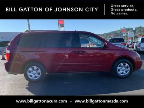 2006 Kia Sedona for sale at Bill Gatton Used Cars - BILL GATTON ACURA MAZDA in Johnson City TN