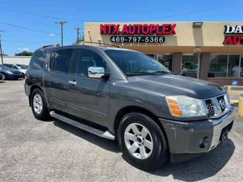 2004 Nissan Armada for sale at NTX Autoplex in Garland TX
