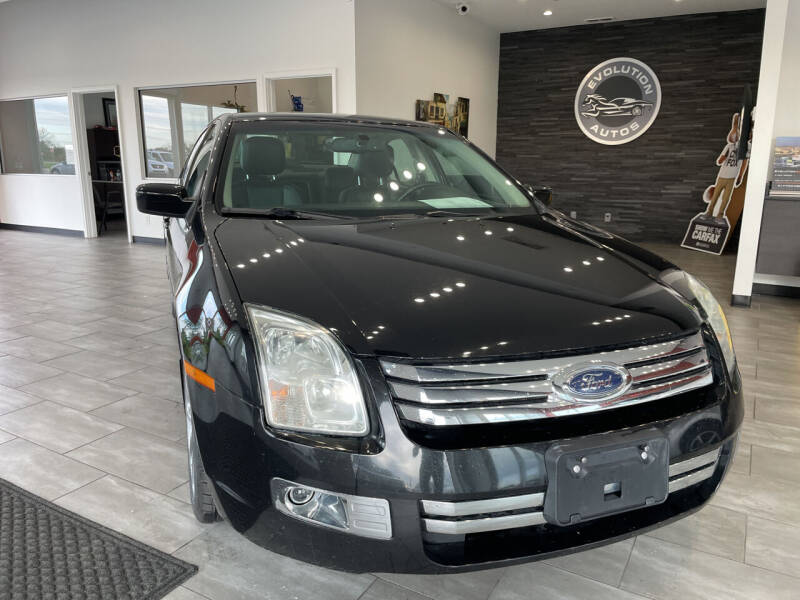 2009 Ford Fusion for sale at Evolution Autos in Whiteland IN