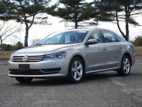 2013 Volkswagen Passat for sale at My Car Auto Sales in Lakewood NJ