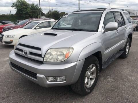 2005 Toyota 4Runner for sale at Cartina in Tampa FL