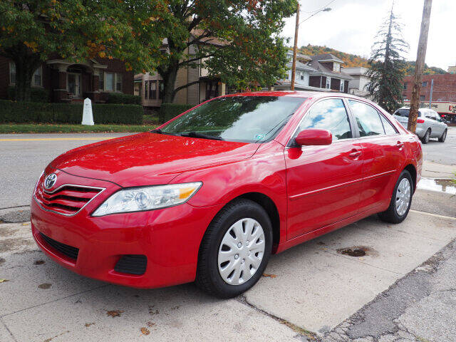 2010 Toyota Camry for sale at Advantage Auto Sales in Wheeling WV