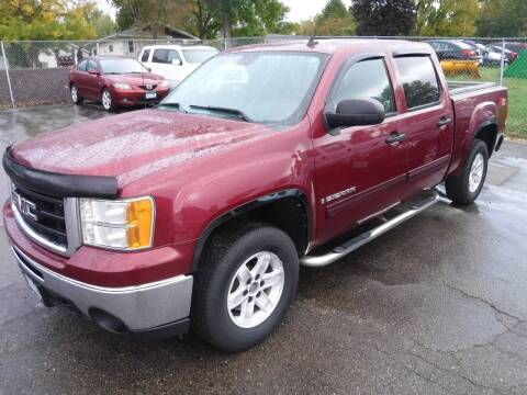 2009 GMC Sierra 1500 for sale at J & K Auto - J and K in Saint Bonifacius MN