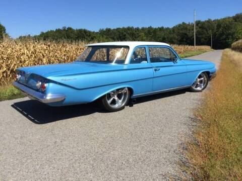 1961 Chevrolet Biscayne for sale at Haggle Me Classics in Hobart IN