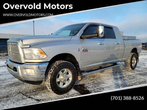 2011 RAM Ram Pickup 2500 for sale at Overvold Motors in Detriot Lakes MN