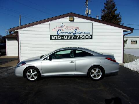 2007 Toyota Camry Solara for sale at CARSMART SALES INC in Loves Park IL