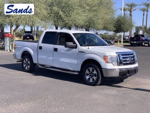 2010 Ford F-150 for sale at Sands Chevrolet in Surprise AZ