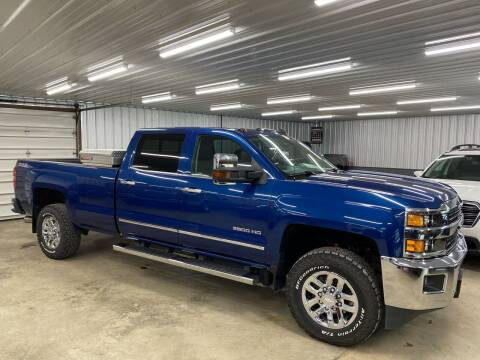 2016 Chevrolet Silverado 3500HD for sale at Griffith Auto Sales in Home PA