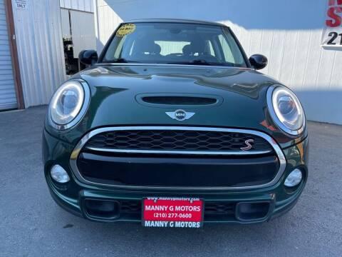 2015 MINI Hardtop 2 Door for sale at Manny G Motors in San Antonio TX