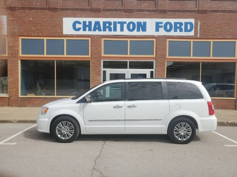 2013 Chrysler Town and Country for sale at Chariton Ford in Chariton IA