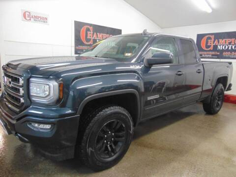 2017 GMC Sierra 1500 for sale at Champion Motors in Amherst NH