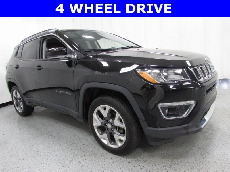 2019 Jeep Compass for sale at MATTHEWS HARGREAVES CHEVROLET in Royal Oak MI