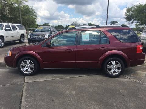 2006 Ford Freestyle for sale at Bobby Lafleur Auto Sales in Lake Charles LA