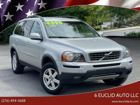 2007 Volvo XC90 for sale at 6 Euclid Auto LLC in Bristol VA
