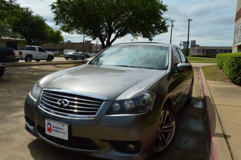 2009 Infiniti M35 for sale at E-Auto Groups in Dallas TX