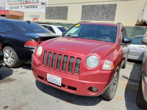 2008 Jeep Compass for sale at Top Notch Auto Sales in San Jose CA
