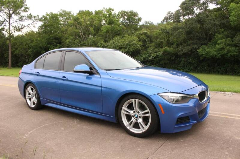 2014 BMW 3 Series for sale at Clear Lake Auto World in League City TX