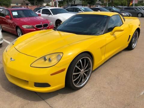 2008 Chevrolet Corvette for sale at Car Ex Auto Sales in Houston TX