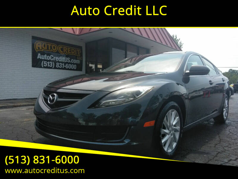 2012 Mazda MAZDA6 for sale at Auto Credit LLC in Milford OH