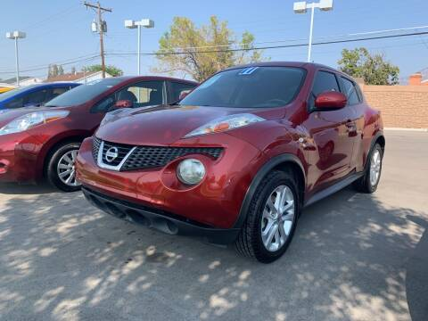 2011 Nissan JUKE for sale at Berge Auto in Orem UT